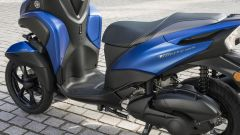 Yamaha Tricity 155: finalmente mette le ruote in autostrada - Immagine: 16