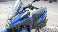 Yamaha Tricity 155: finalmente mette le ruote in autostrada - Immagine: 17