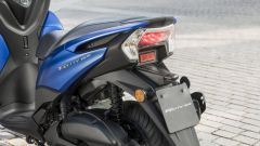 Yamaha Tricity 155: finalmente mette le ruote in autostrada - Immagine: 20