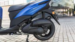 Yamaha Tricity 155: finalmente mette le ruote in autostrada - Immagine: 24