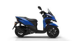 Yamaha Tricity 155: finalmente mette le ruote in autostrada - Immagine: 30