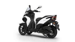 Yamaha Tricity 155: finalmente mette le ruote in autostrada - Immagine: 34