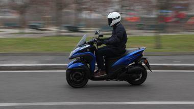 Yamaha Tricity 155