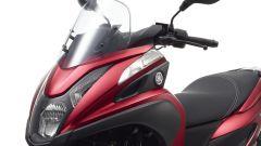 Yamaha Tricity - Immagine: 61