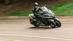 Yamaha Tricity 300: il commuter perfetto? Il test completo - Immagine: 1