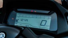 Yamaha Tricity 300, il quadro strumenti