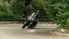 Yamaha Tricity 300: la prova dello scooter a 3 ruote