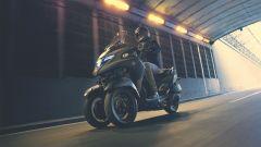 Yamaha Tricity 300: sarà sfida con Piaggio MP3?