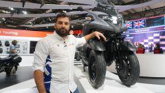 Yamaha Tricity 300 lancia la sfida a Piaggio MP3? - Immagine: 2