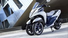 Yamaha Tricity Concept - Immagine: 1