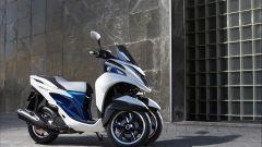 Yamaha Tricity Concept - Immagine: 4