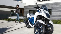 Yamaha Tricity Concept - Immagine: 3