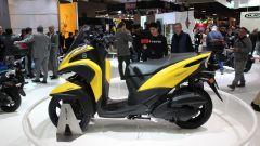Yamaha Tricity: il tre ruote dei... tre diapason