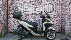 Yamaha: i Tricity di Zig Zag Scooter Sharing arrivano a Milano - Immagine: 2