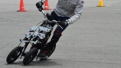 Yamaha TriTown 2019, si curva con facilità