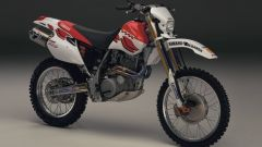 Yamaha TT600R 2WD