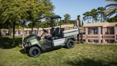 Yamaha UMX golf car