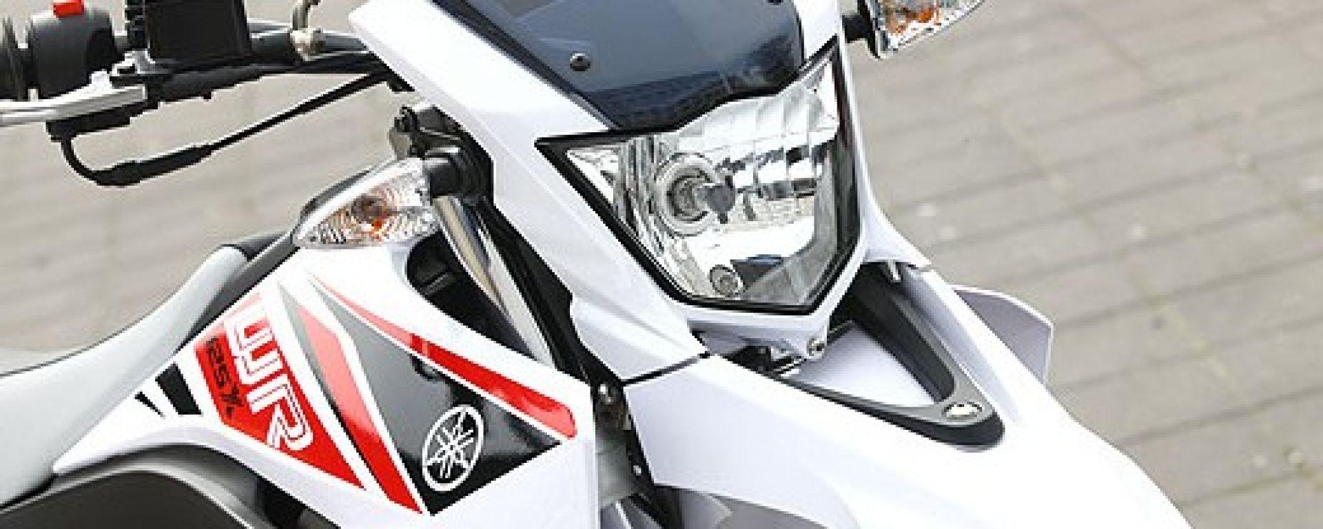 Yamaha WR125X è ora alla tua altezza