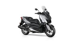 Yamaha X-Max 125, colorazione Blazing Grey