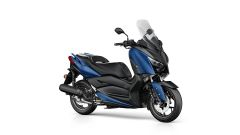 Yamaha X-Max 125, colorazione Phantom Blue