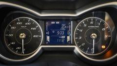 Yamaha X-Max 300: il quadro strumenti