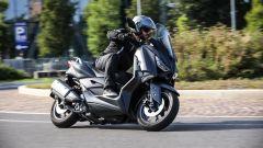 Yamaha X-Max 300 vince in fatto di agilità
