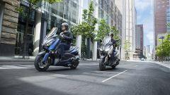 Yamaha X-Max 400 in coppia