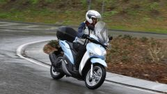 Yamaha Xenter 125 - Immagine: 1