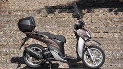 Yamaha Xenter 150, profilo destro