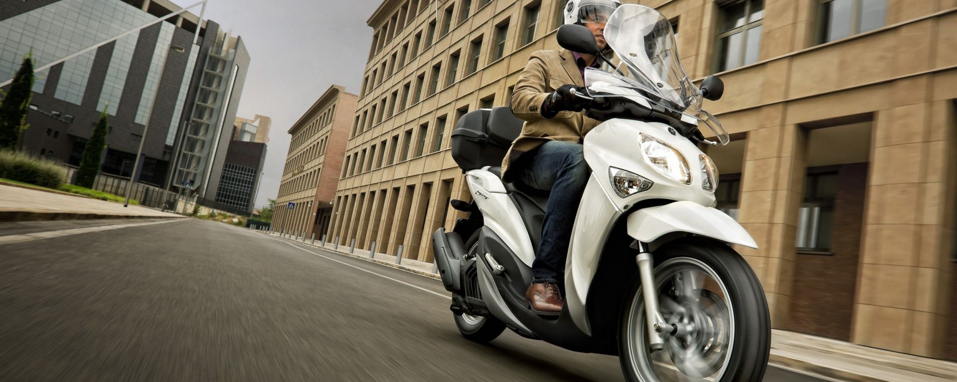 Yamaha Xenter 125-150