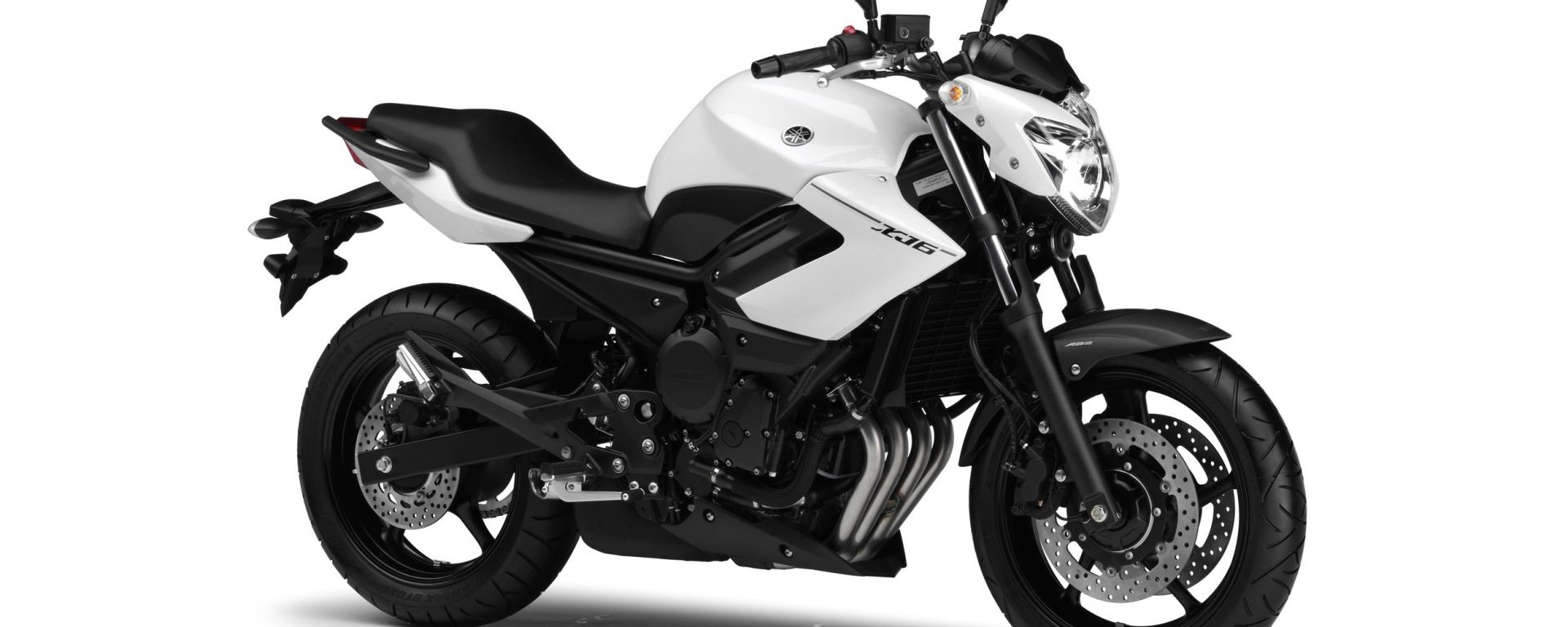 Yamaha XJ6 my 2013