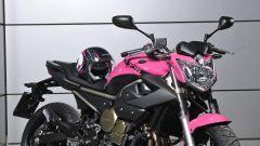 "Yamaha XJ6 ""Rosa Italia"" - Immagine: 9"