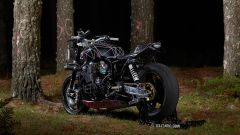 Yamaha XJR1300 Big Bad Wolf by El Solitario - Immagine: 7