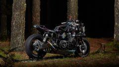 Yamaha XJR1300 Big Bad Wolf by El Solitario - Immagine: 9