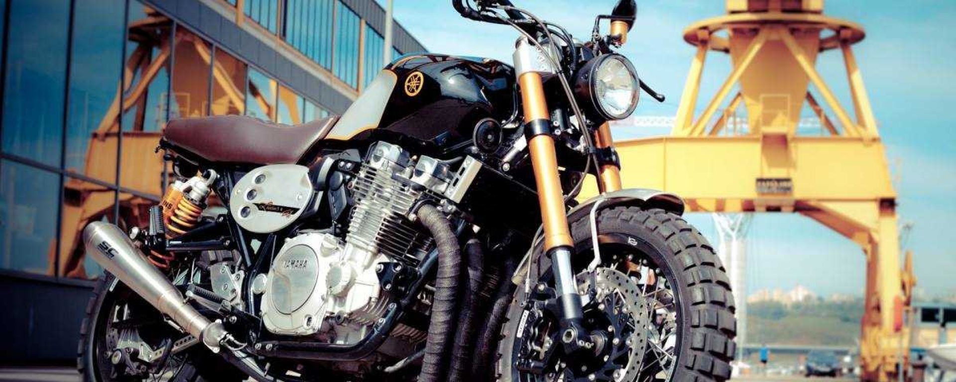 Yamaha XJR1300 by L'Atelier 5