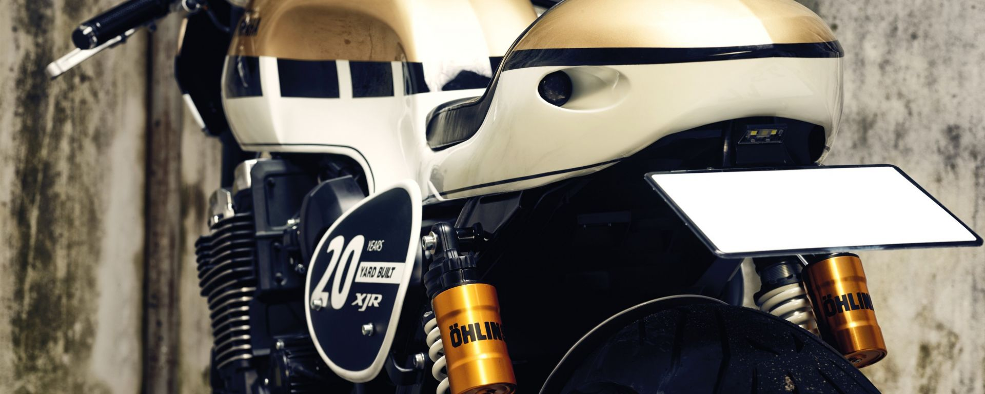 Yamaha XJR1300 Dissident