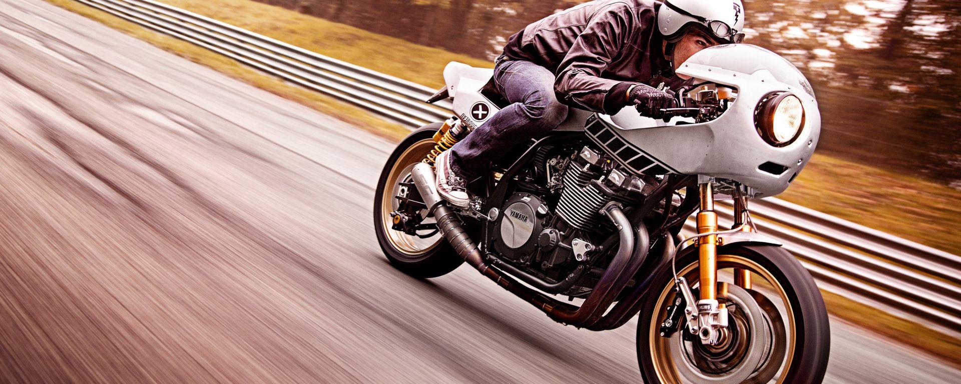 Yamaha XJR1300 Eau Rouge