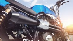 "Yamaha XJR1300 ""Rhapsody in Blue"" - Immagine: 14"