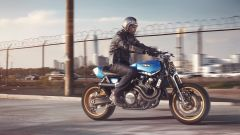 "Yamaha XJR1300 ""Rhapsody in Blue"" - Immagine: 4"