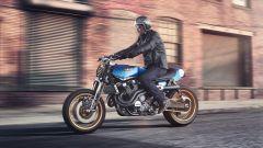 "Yamaha XJR1300 ""Rhapsody in Blue"" - Immagine: 3"