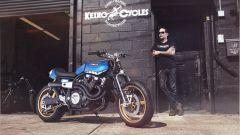 "Yamaha XJR1300 ""Rhapsody in Blue"" - Immagine: 16"