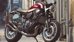 Yamaha XSR700 Fast Son