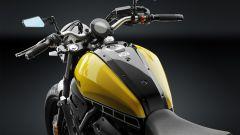 Yamaha XSR700: manubrio