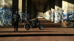 Yamaha XSR700: giorno 3 - Immagine: 3