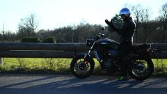 Yamaha XSR700: giorno 4 - Immagine: 1
