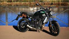 Yamaha XSR700: giorno 5 - Immagine: 5
