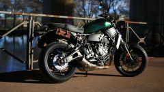 Yamaha XSR700: giorno 5 - Immagine: 1
