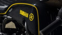 Yamaha XSR700 Rough Crafts Corsa Scorcher, serbatoio