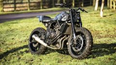 Yamaha XSR700 Soil Scorpion by Rought Crafts