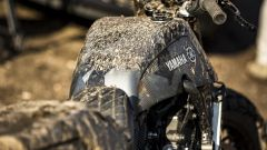 Yamaha XSR700 Soil Scorpion, serbatoio
